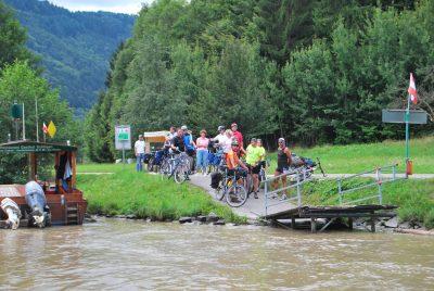 Danubio en bici