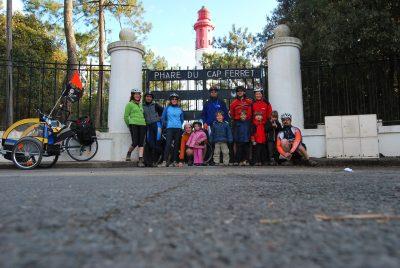 Vuelta Bahía Arcachon